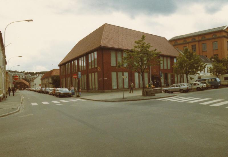 Nordenfjeldske Kunstindustrimuseum (eksteriør) (Foto/Photo)