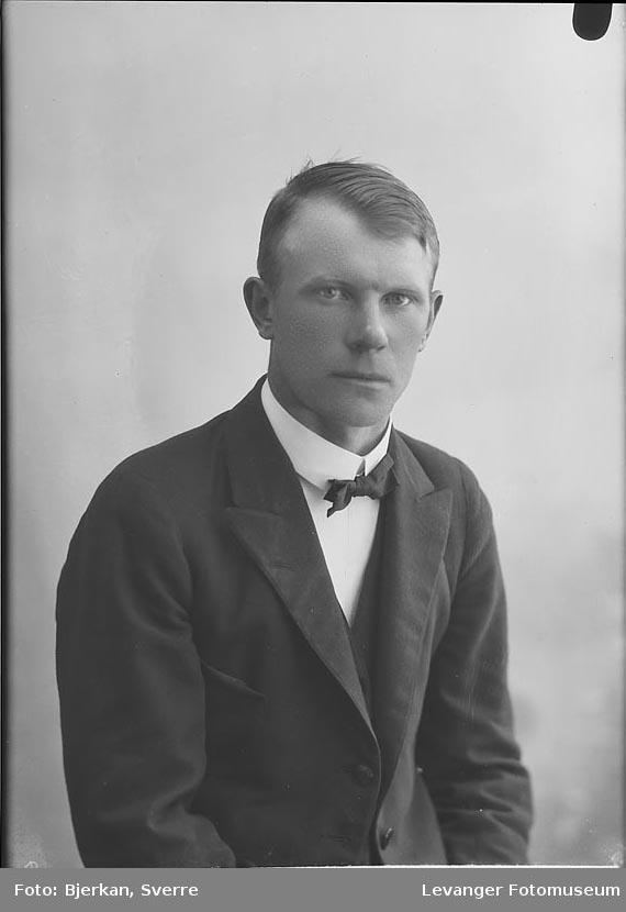 Portrett av Lyngås fornavn ukjent