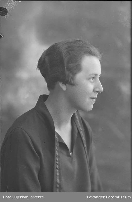 Portrett av Ingrid Karlgård