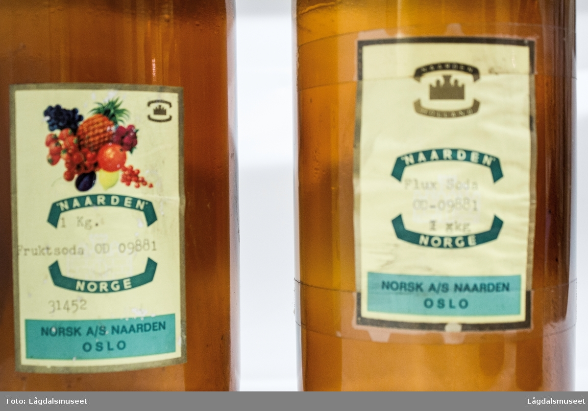 Frukt Soda fra Naarden Norge