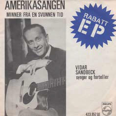 Vidar Sandbeck EP nr. 11