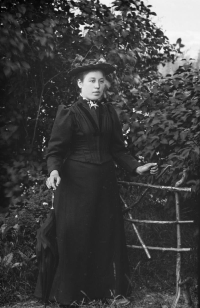 Portrett av Mari Skinnehaugen fra Sør-Fron