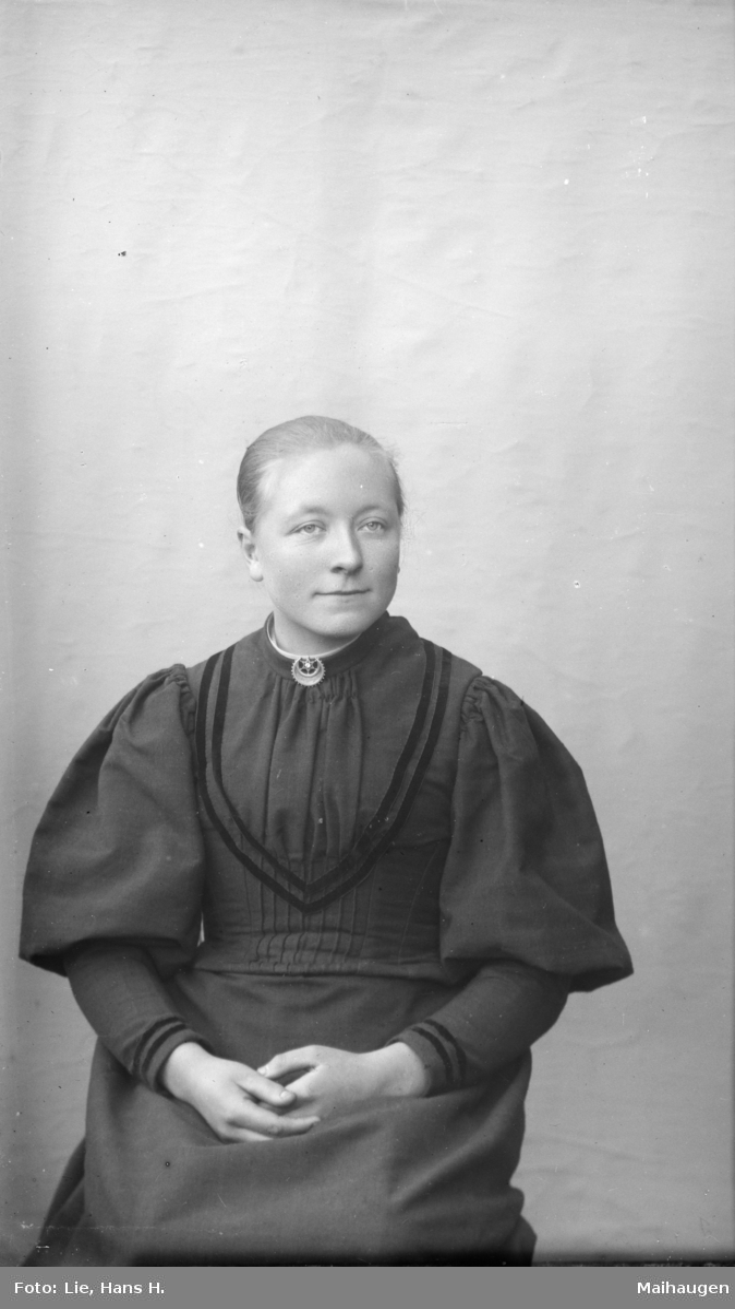 Portrett av Marit Botten
