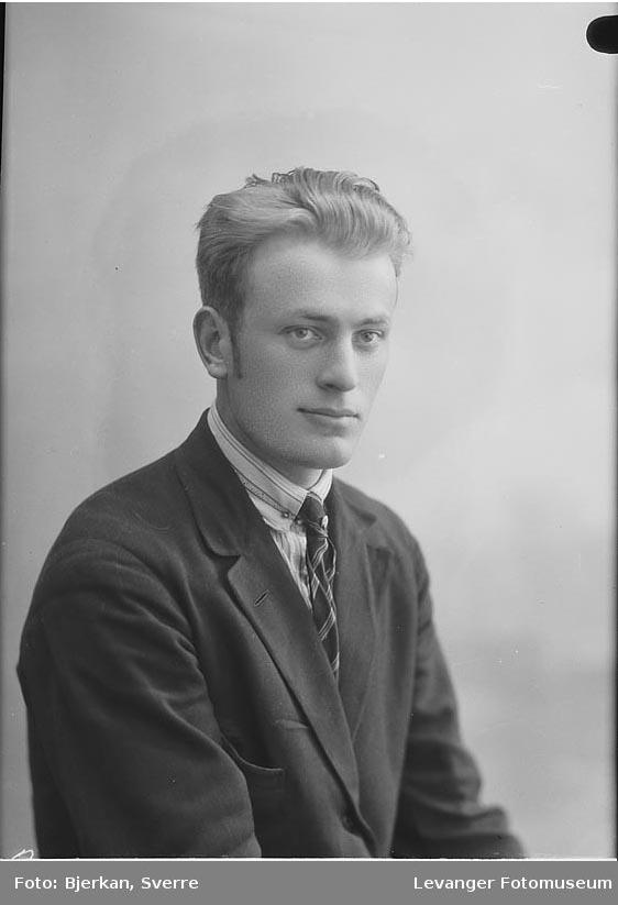 Portrett av Alfred Unsgård
