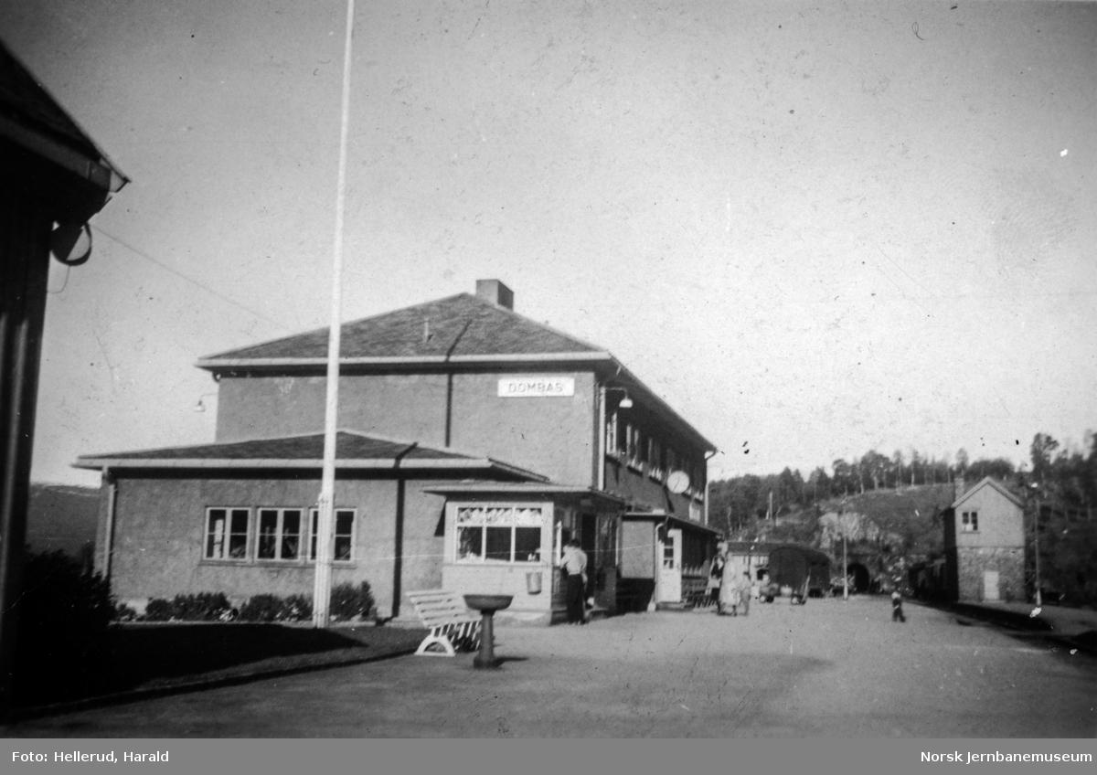 Dombås stasjon