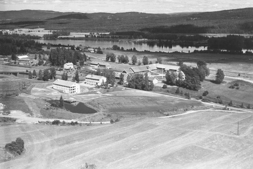 Saeter Skog- og Jordbruksskole.
