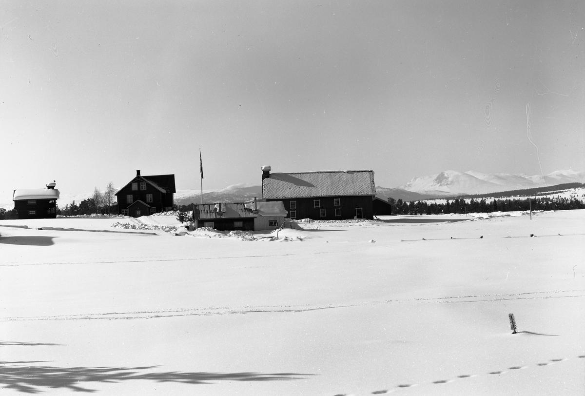 Stølsdokken turistheim, Valdres.