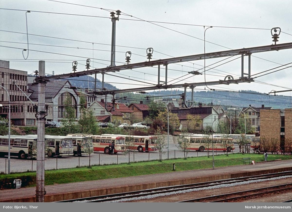 Lillehammer stasjon