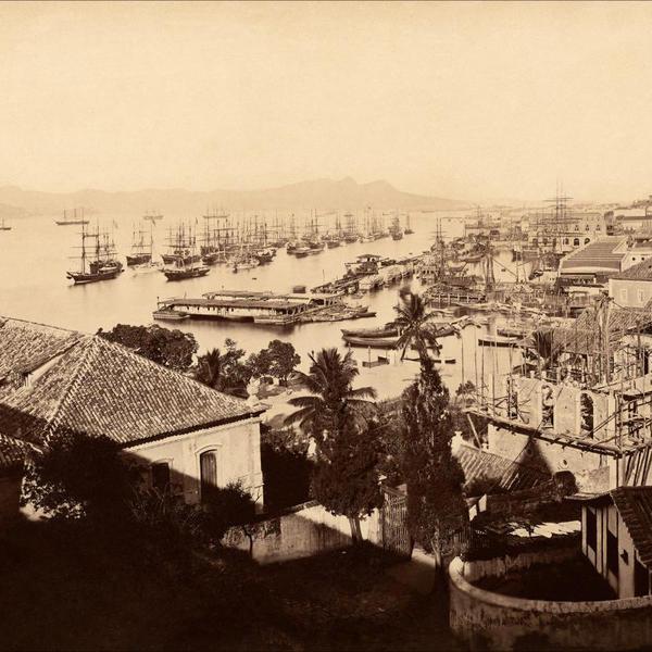 Port_of_Rio_de_Janeiro_city_-_1866_kopi.jpg. Foto/Photo