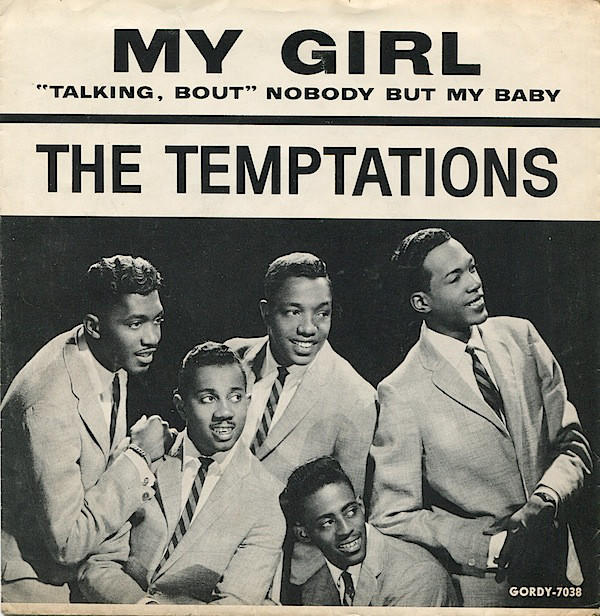 The Temptations-singel fra 1964.