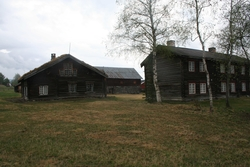 Tunet, Østerdalsstua, Hovedbygning,  Neby Bortistuen