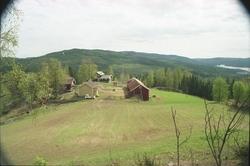 Gården Fjeld på Harestua.