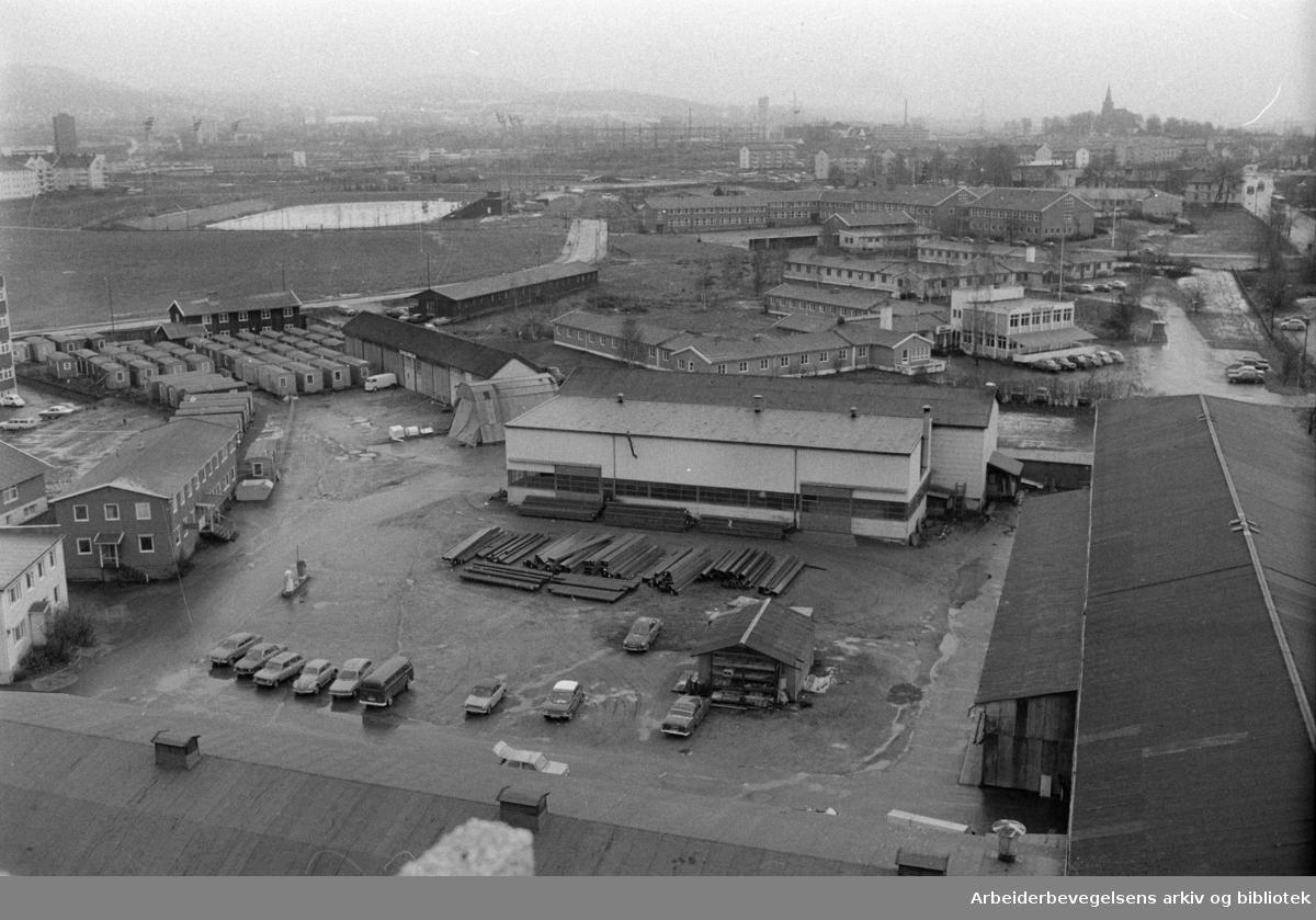 Helsfyr. November 1974