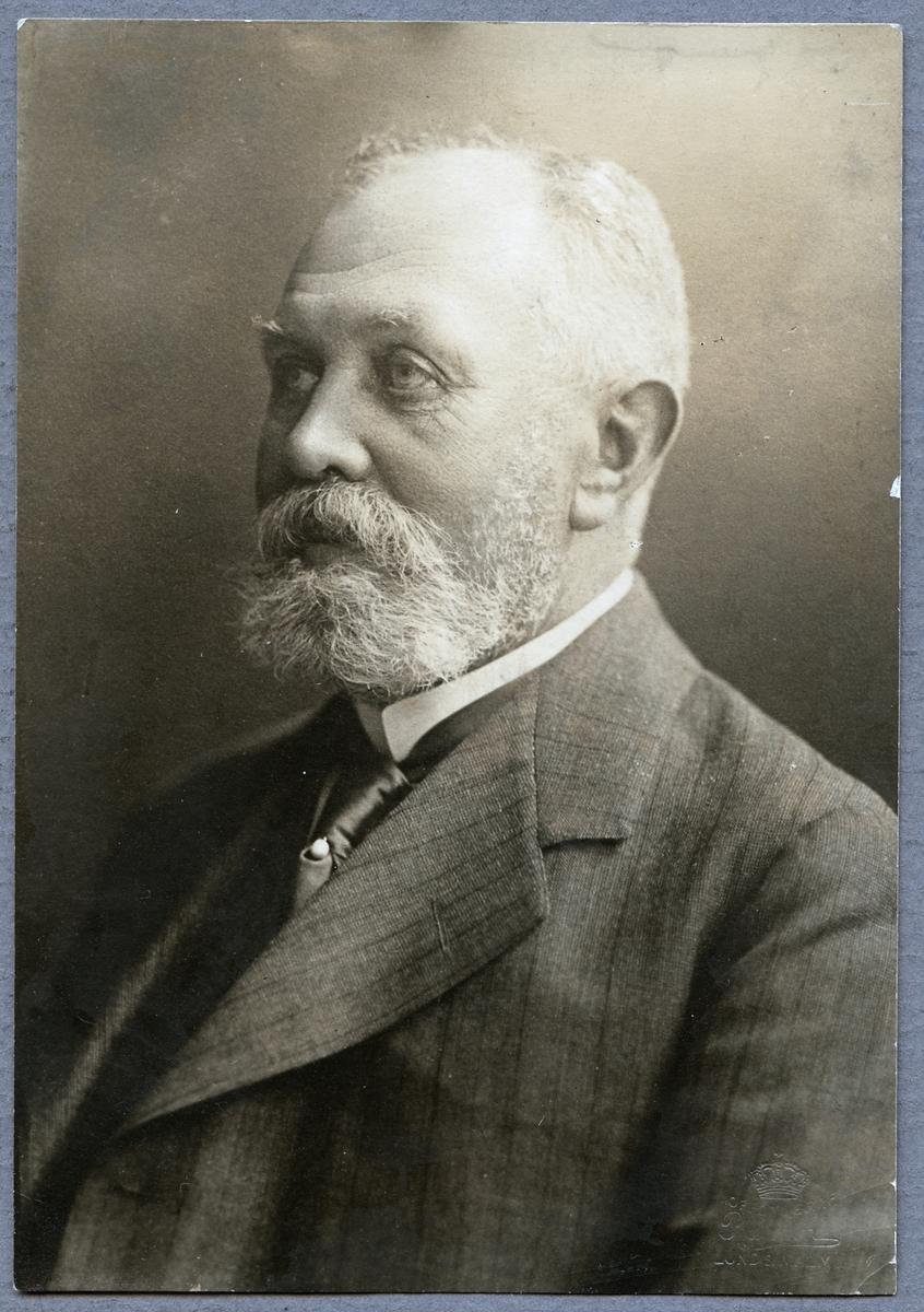 Direktör Cornelius Faxe.
