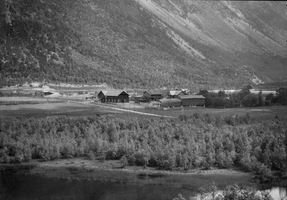 Sel. Romundgård. Gårdsbruk