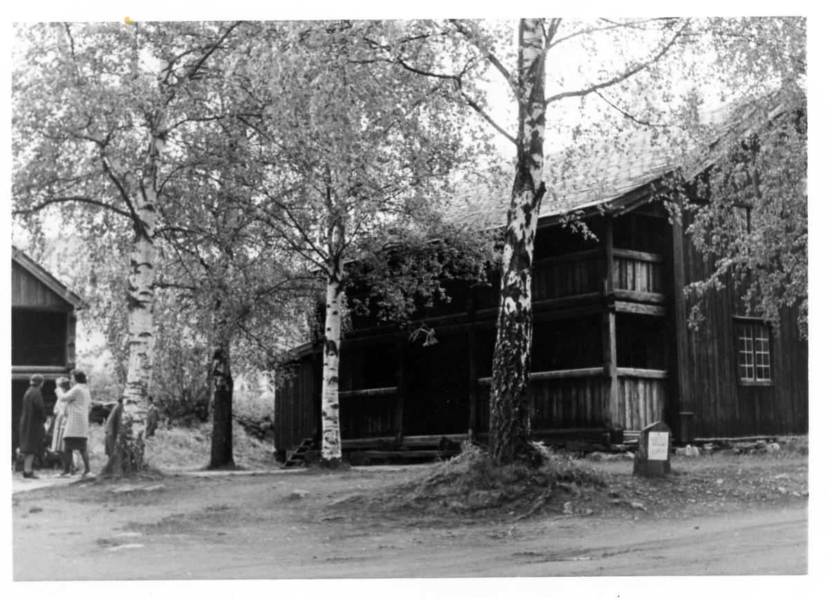 Bygning frå Sørre Rogne.