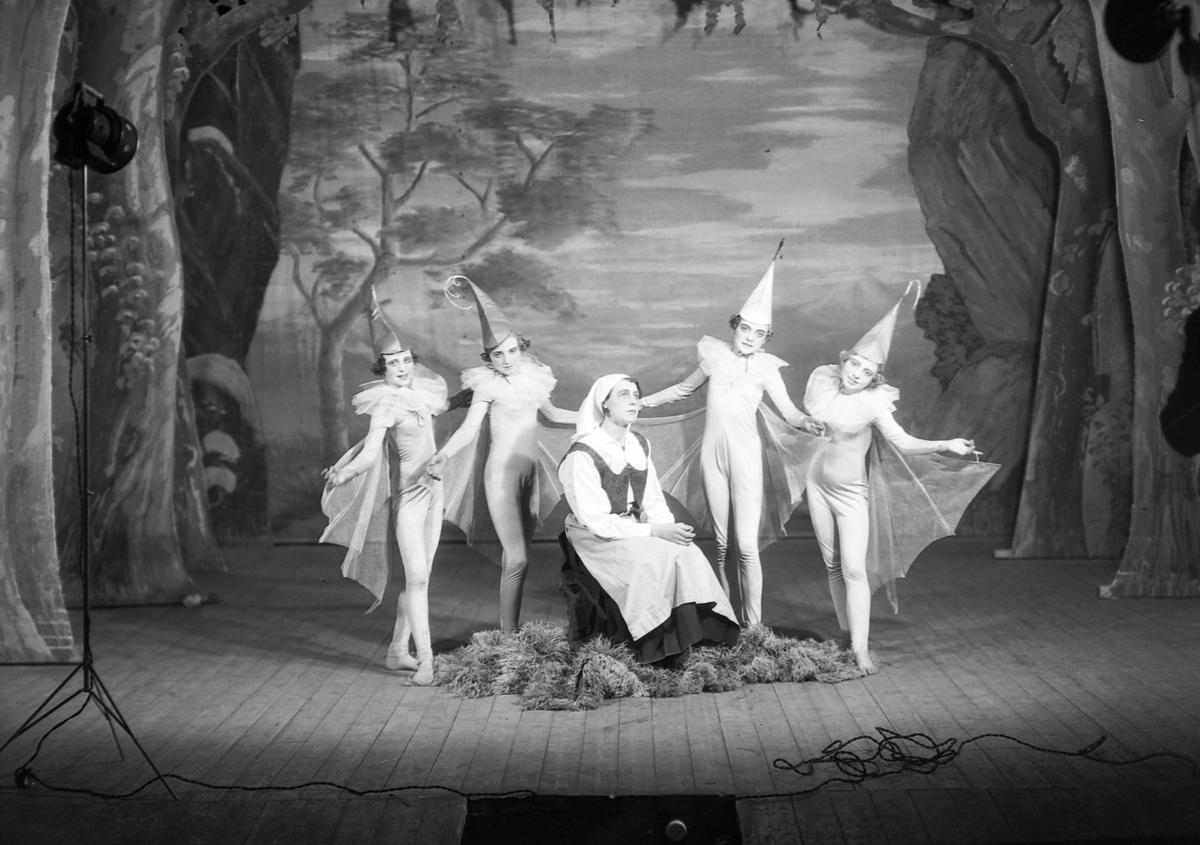Forestillingen Sommer Sol og Sang på Trøndelag Teater