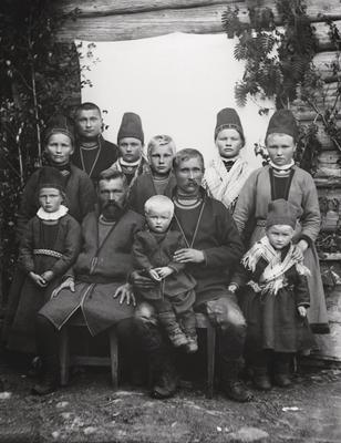 """Samisk gruppe """"I ditt bilde"""". Foto/Photo"""
