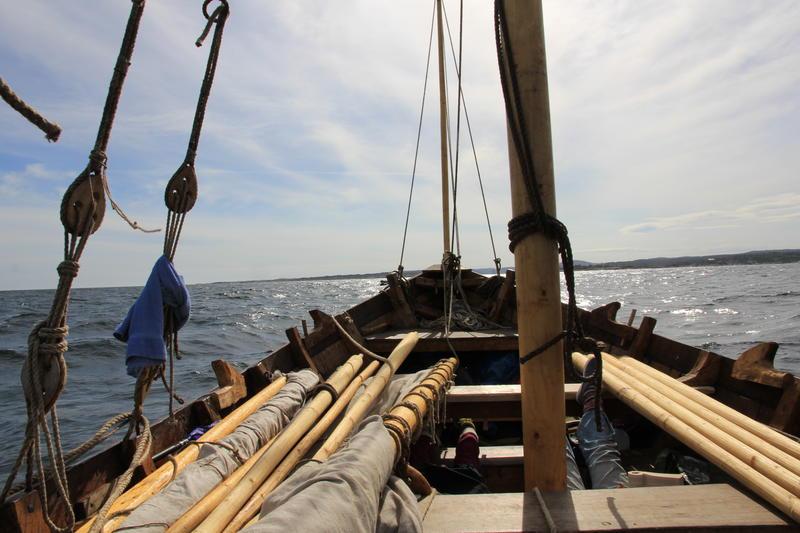 Ombord på Vaaghals (Foto/Photo)