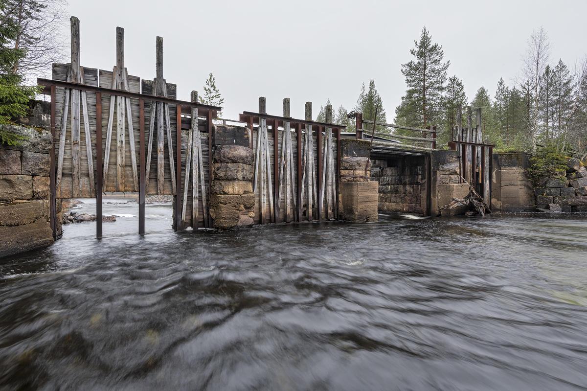 Storflodammen i Varåa i Trysil (Foto/Photo)