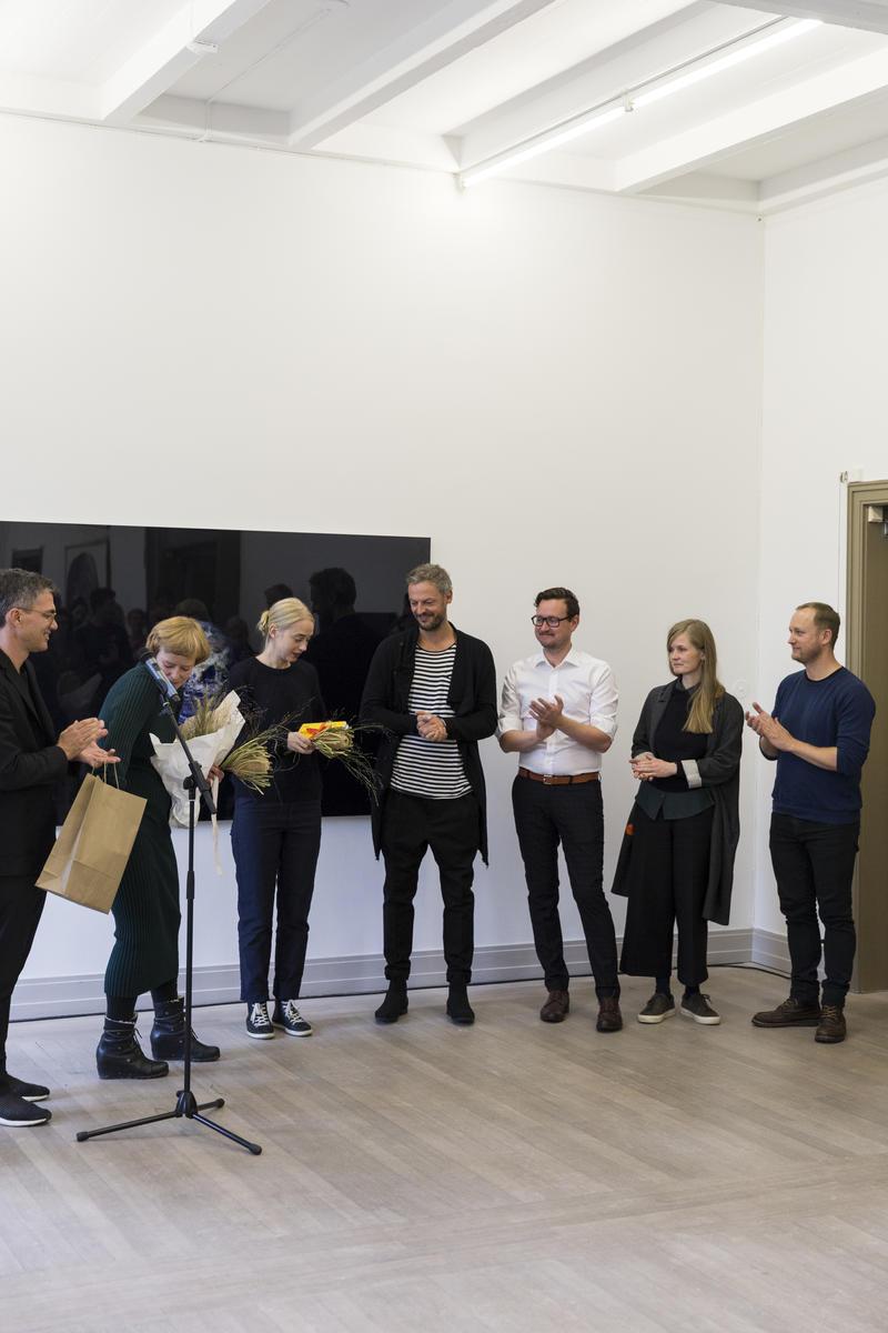 Bilder fra åpningen i TKM Bispegata 6. oktober 2018. Foto: Torgil Pålsrud.