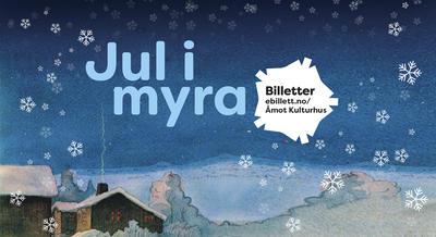 Jul i Myra – En familieforstilling av Ivar Nergaard fra Vidar Sandbecks univers.