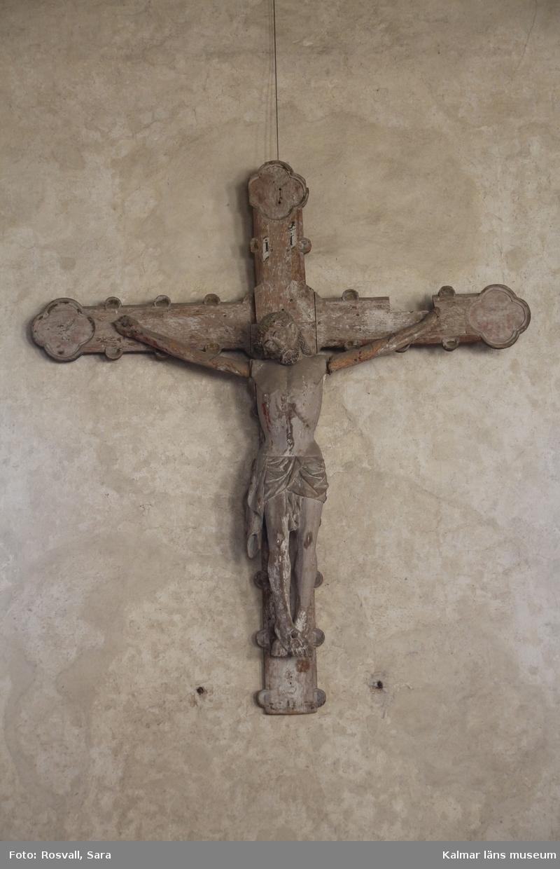 Kristus på korset.