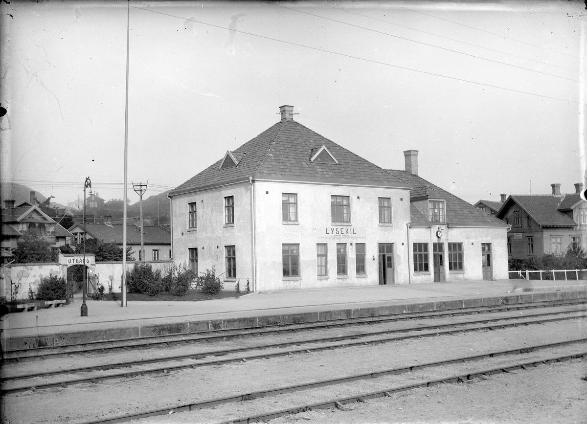Stationen byggdes 1913