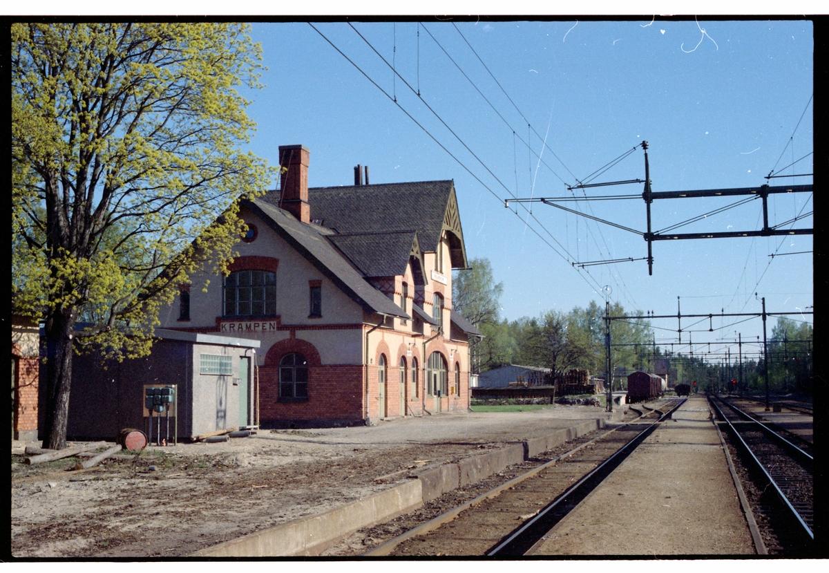 Krampen station.
