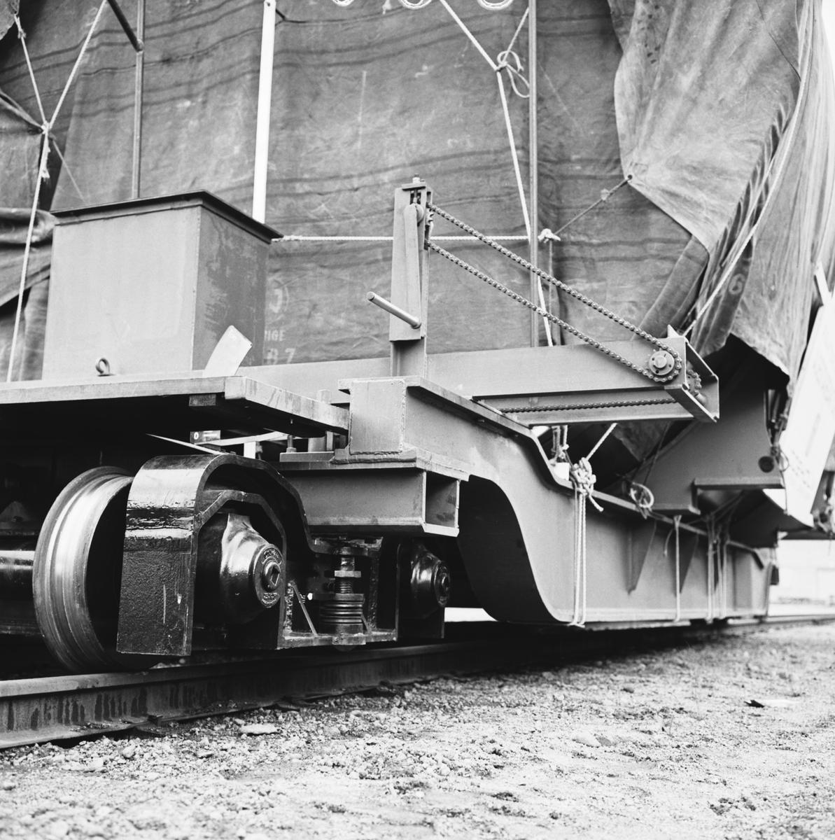 Reaktortransport i Degerfors