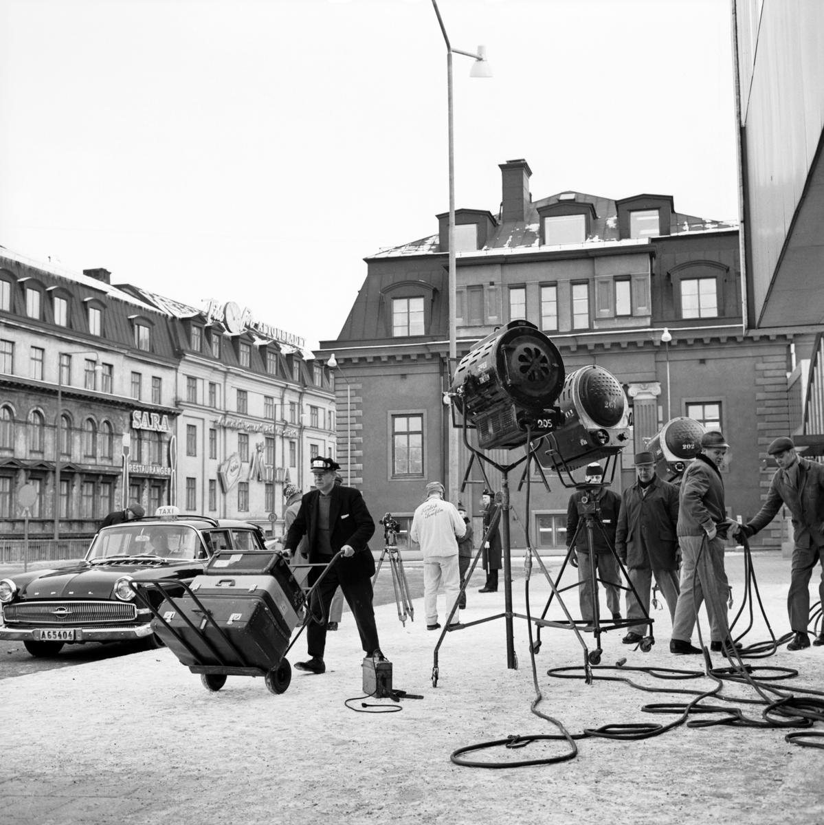 Filminspelning, Viller-Valle