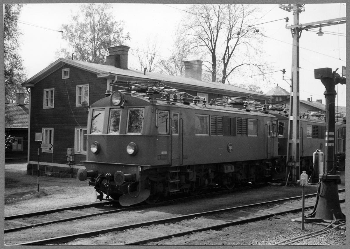 Statens Järnvägar, SJ Bk 750.