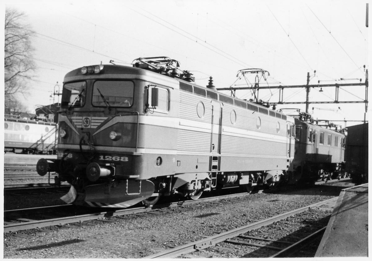 Statens Järnvägar, SJ Rc4 1268.