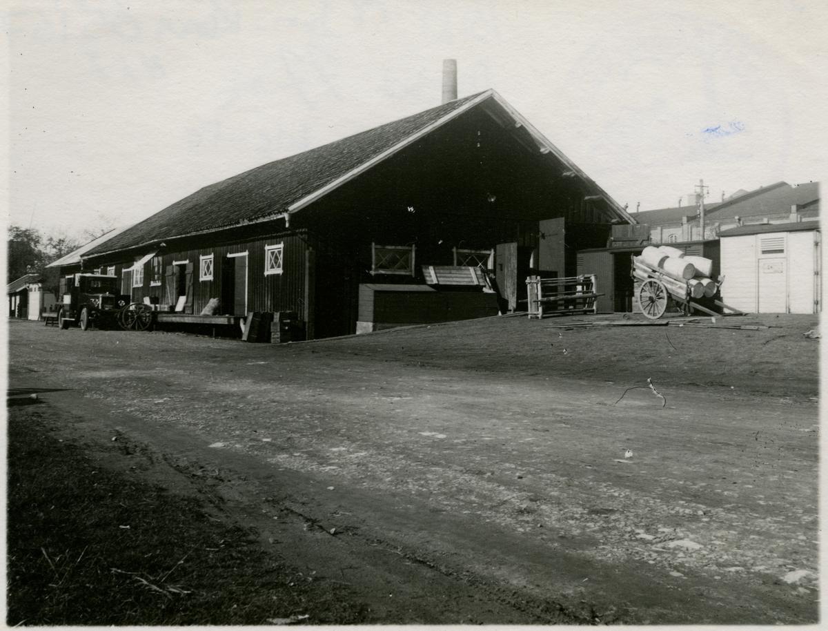 Lidköping  Godsmagasin vid Katthavet
