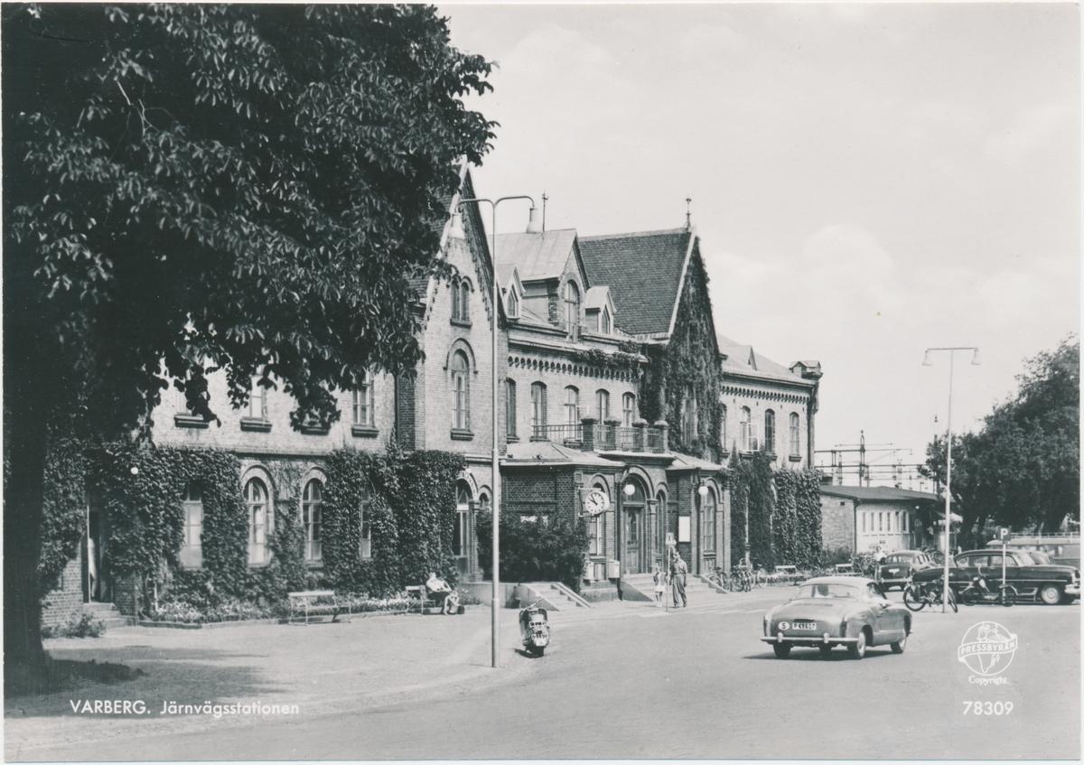 Varberg station