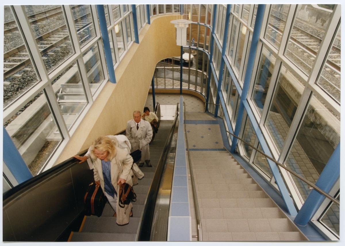 Söderhamns Resecentrum 1997.