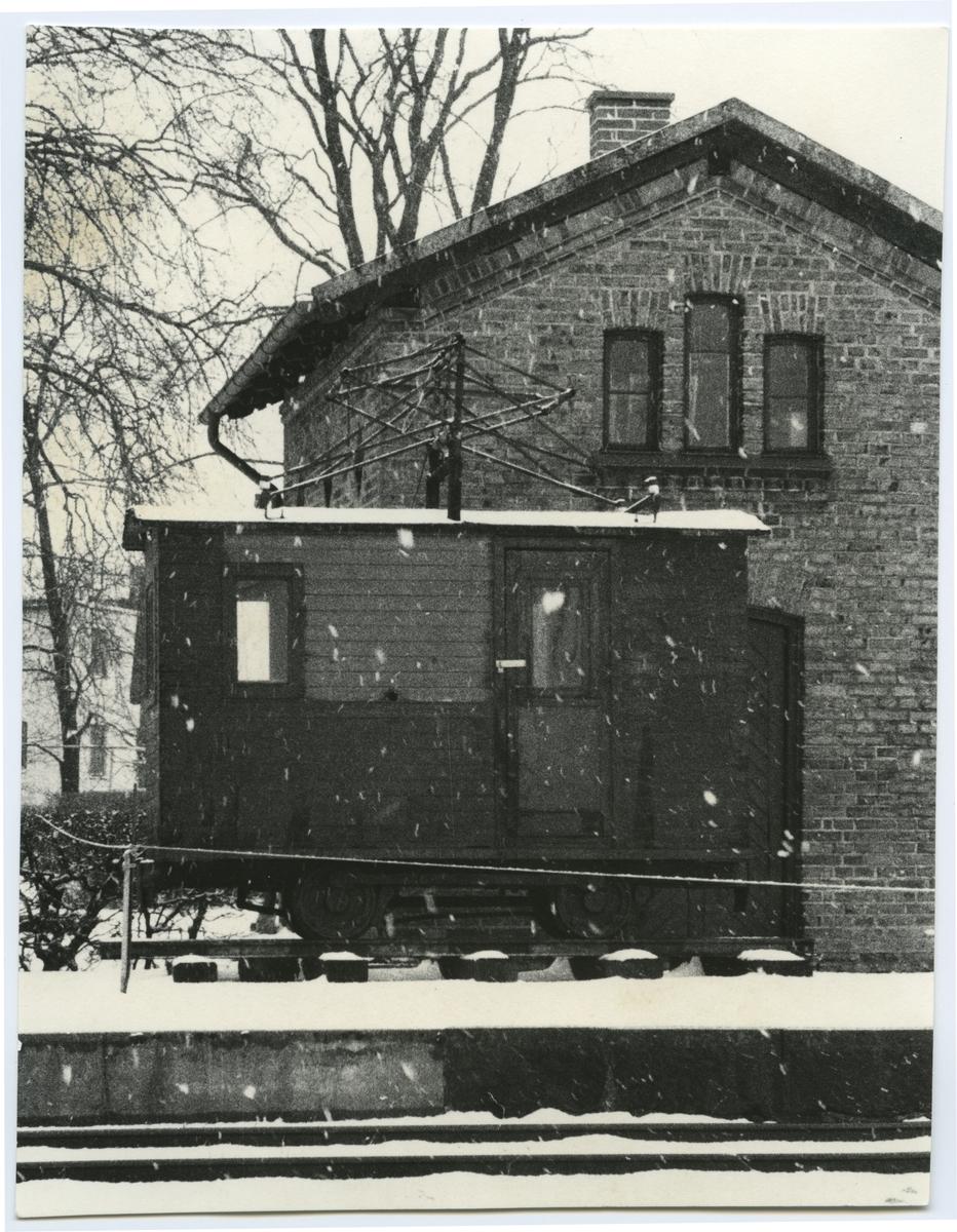 Äsperöd station.