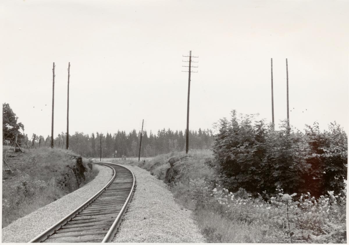 Foto tagit mellan Stjärnholm och Nyköping.