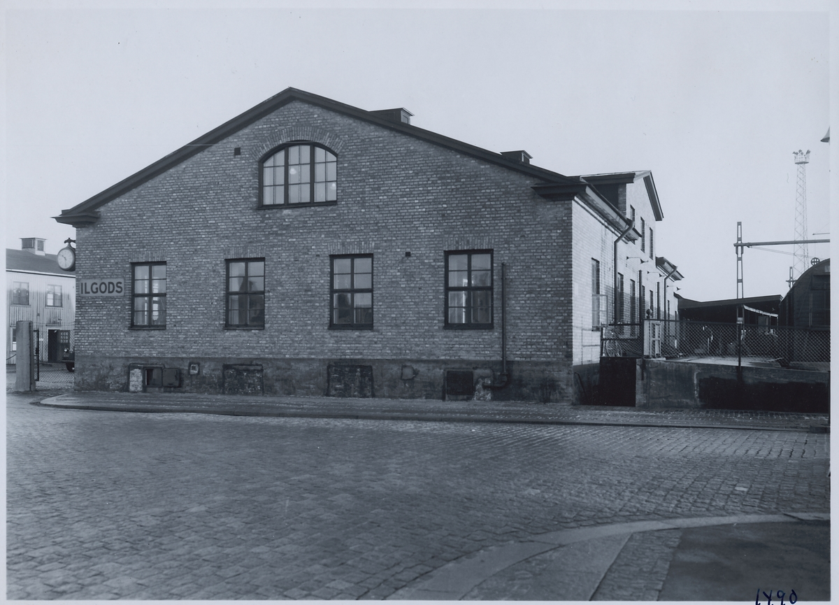 Ilgodsmagasinet i Göteborg.