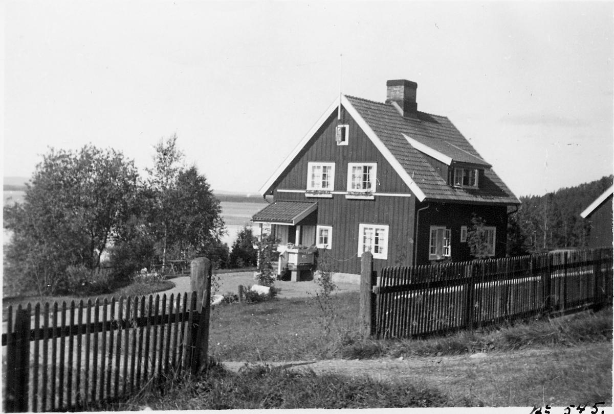 Hus i Vilhelmina.