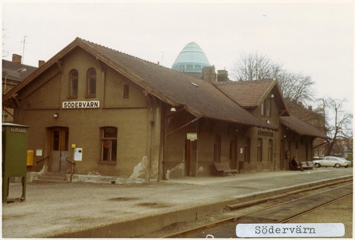 Södervärn station.
