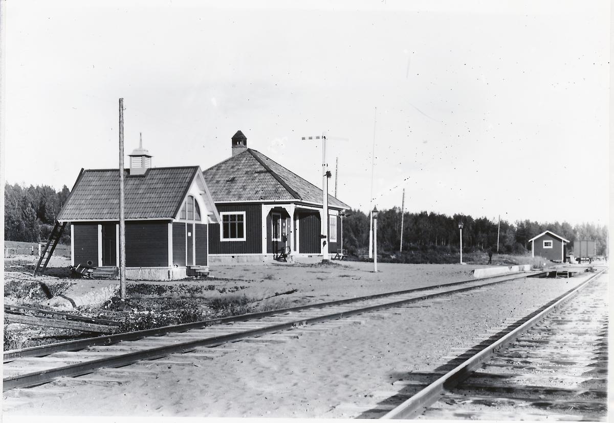 Olsbacka station.
