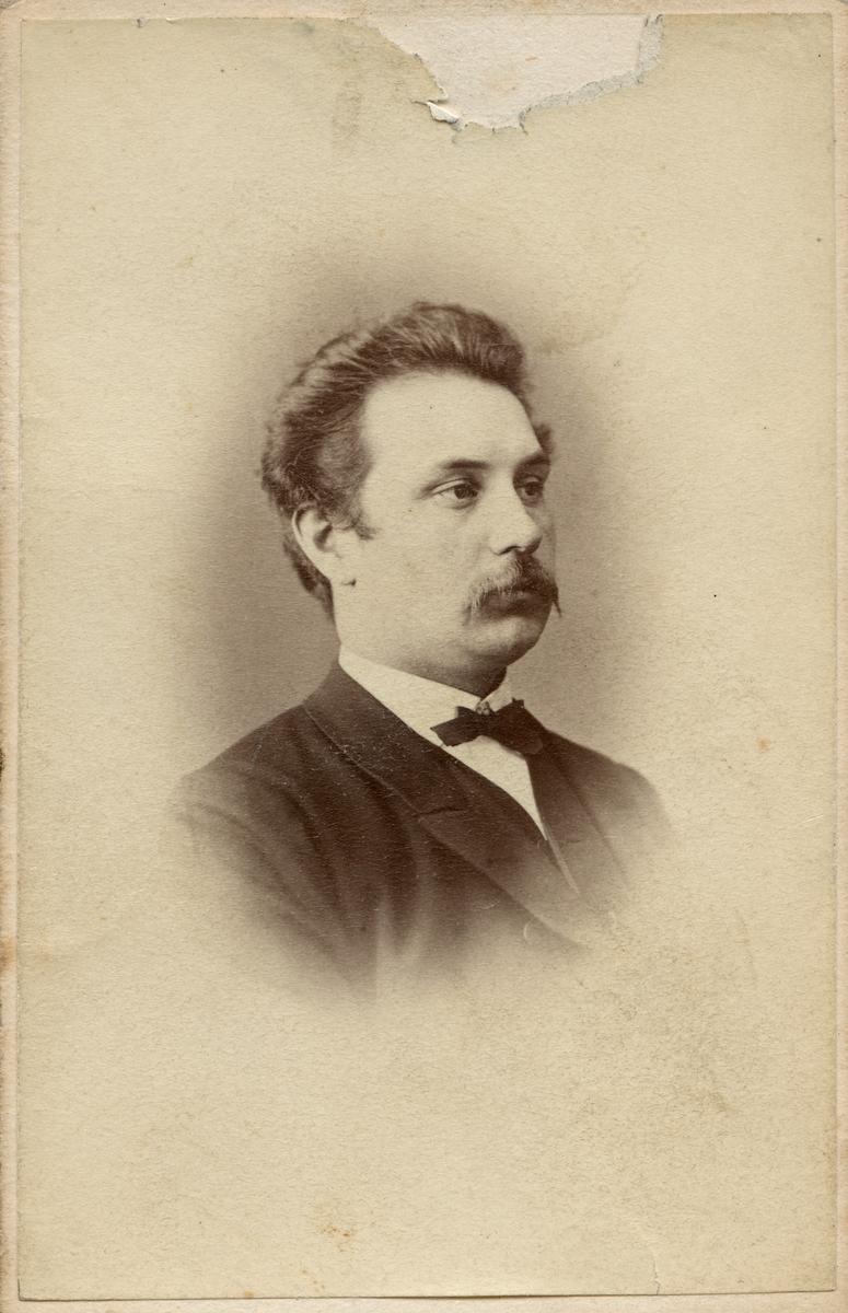 Kronolänsman August Cervin.