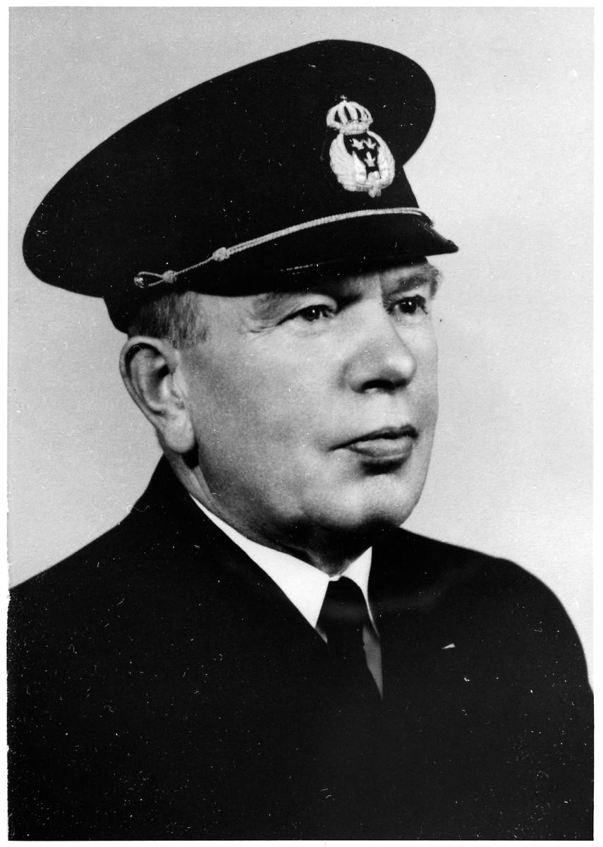 Gustaf Fabian Leonard Henricson.