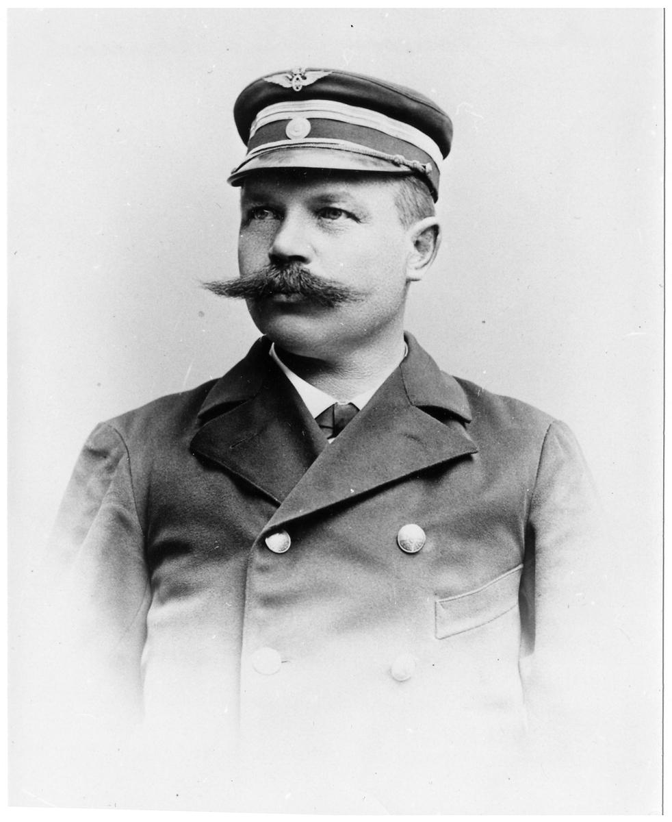 Stins Axel Jansson.