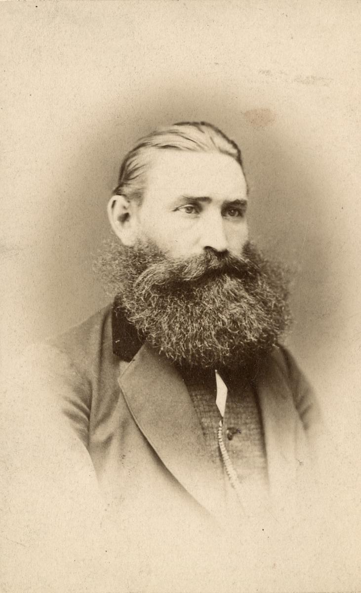 Nils Nilsson, stins i Vislanda 1863-1873.