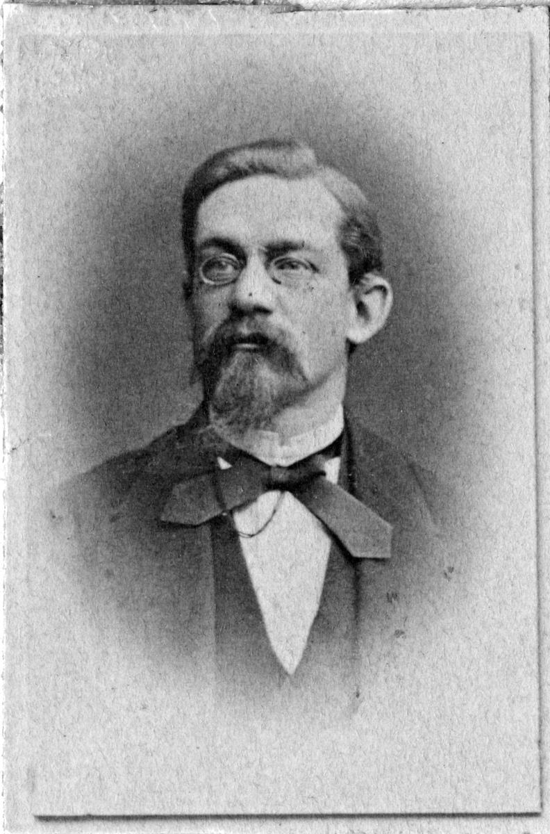 Nivellör Philip Rundstedt arbetade 1875-76 vid Stambanan Torpshammar - Riksgränsen.