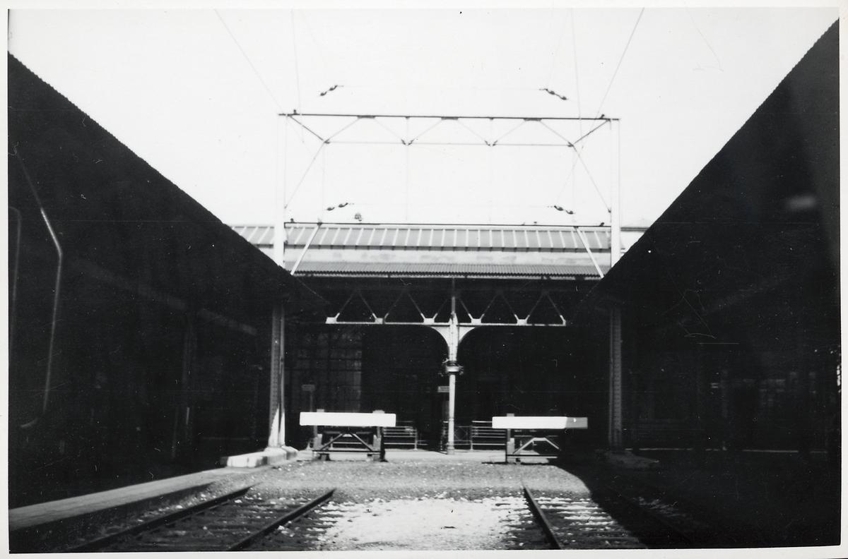 Station i Österrike.