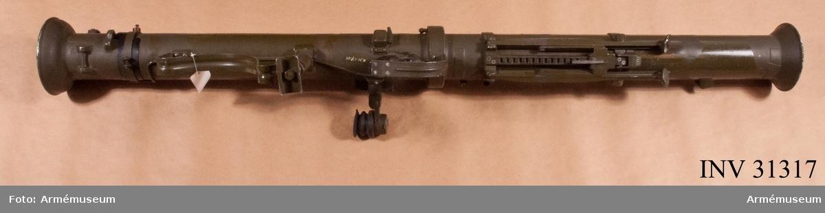 Grupp E II. Bazooka försök m/USA.