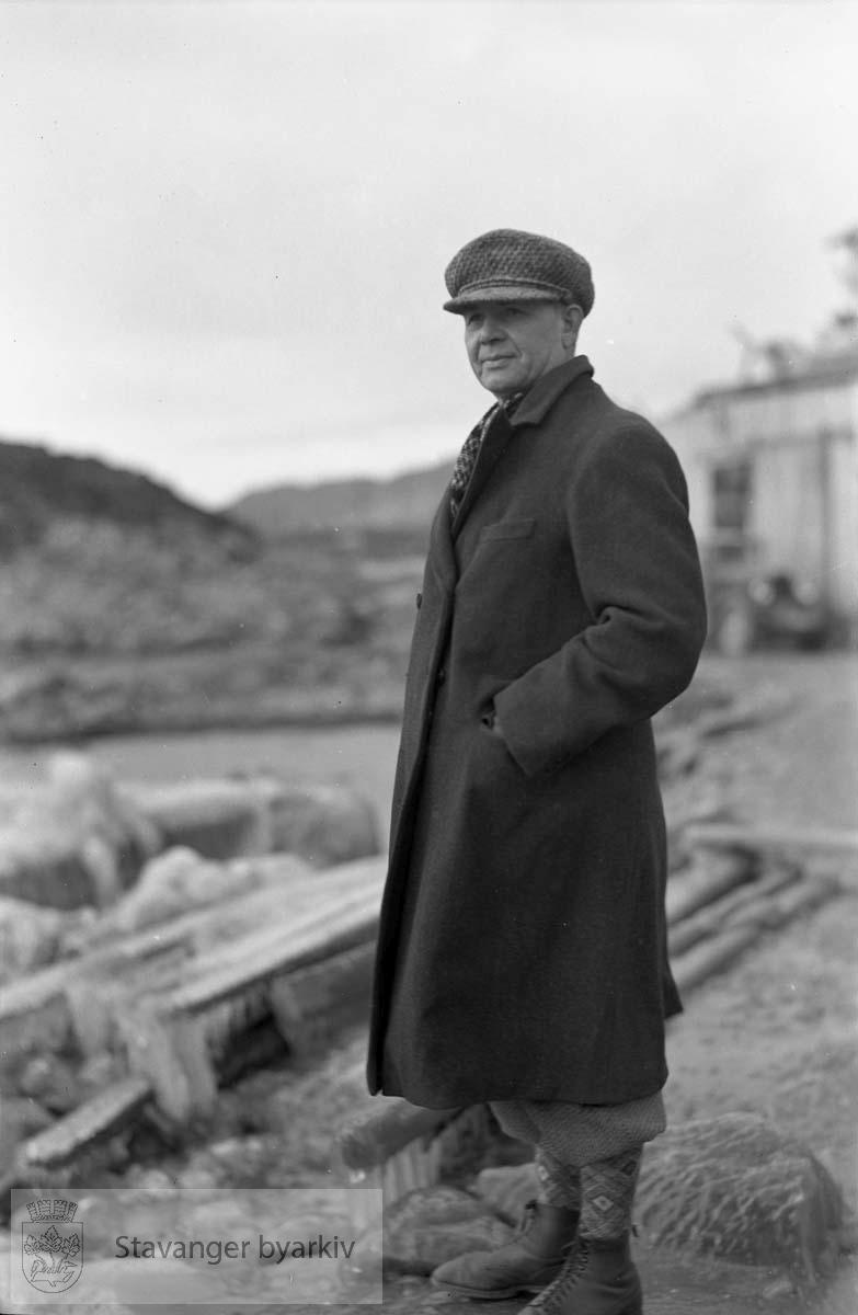 Stavanger Kiselguhr Co.1 mann
